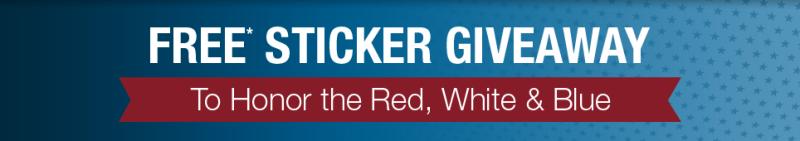 free-sticker-banner